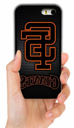 SAN FRANCISCO GIANTS PHONE CASE COVER FOR IPHONE XS MAX XR 4