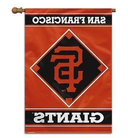 San Francisco Giants PV FD SSB 28x40 Banner w/Sleeve Outdoor