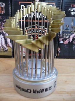 SAN FRANCISCO GIANTS REPLICA TROPHY 2010 WORLD SERIES CHAMPI