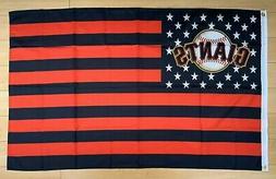 San Francisco Giants Stars & Stripes 3x5 ft Flag MLB