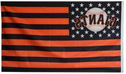 San Francisco Giants stars and stripes 3x5ft American Banner