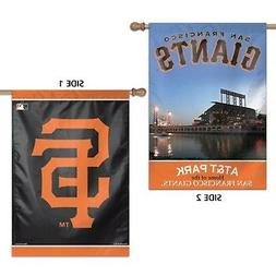 San Francisco Giants WC Premium 2-sided 28x40 Banner Outdoor