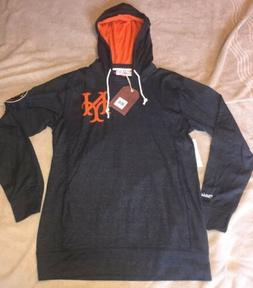 San Francisco Giants Willie Mays Hooded Long Sleeve Mitchell