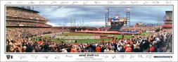 San Francisco Giants World Series 2010 Panoramic POSTER Prin