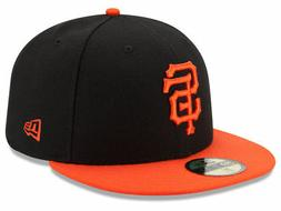 New Era San Francisco SF Giants ALT 59Fifty Fitted Hat  MLB