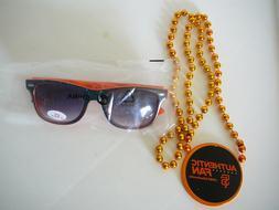San Francisco SF Giants Authentic Fan Sunglasses &Pendant Fr