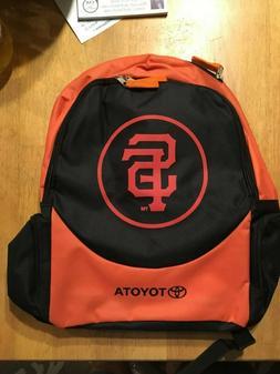 San Francisco SF Giants Brandon Crawford Backpack with Super
