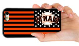 SAN FRANCISCO SF GIANTS FLAG PHONE CASE COVER FOR IPHONE 4S