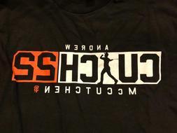 Shirt Cutch22 San Francisco SF Giants Andrew McCutchen SGA M