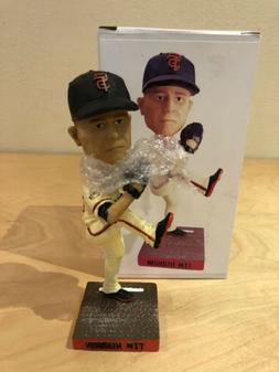 Tim Hudson San Francisco SF Giants Bobblehead Step Up to the
