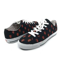 Row One Womens MLB San Francisco Giants Victory Sneaker Size