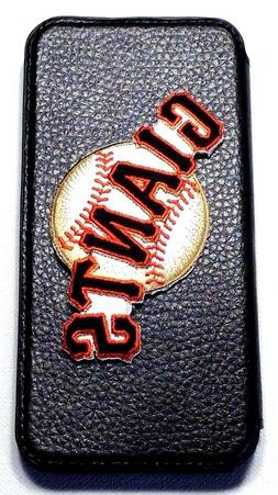 Woodys Originals Inc. San Francisco Giants Leather Sport Tea
